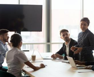 O que é um treinamento in company e quais os tipos?